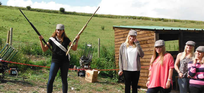 Clays4U - an ideal group or team building activity day